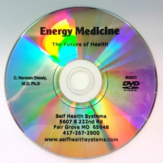 Dr. Shealy's Energy MedicineThe Future of Health - DVD