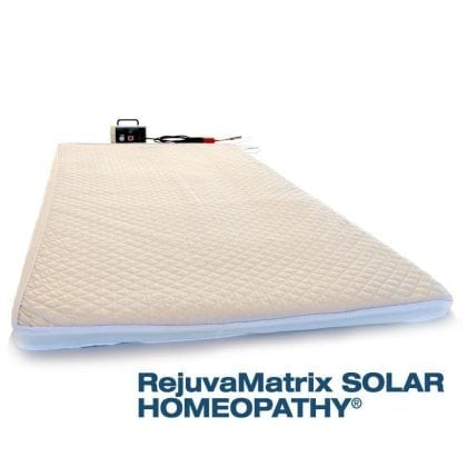 Rejuva Matrix SOLAR HOMEOPATHY® Mattress