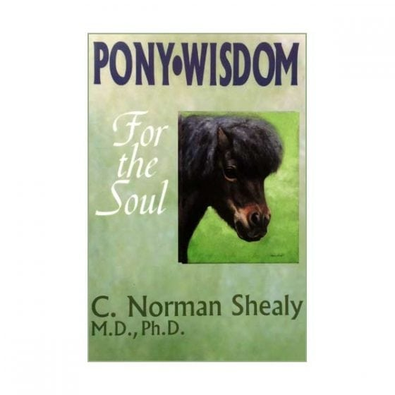 Pony Wisdom for the Soul C Norman Shealy MD pHD