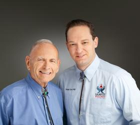 Dr. C. Norman Shealy, MD, PHD & Dr. Sergey Sorin, MD., DABFM