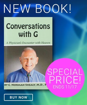 Conversations with G - C Norman Shealy, MD, PHD - Available Now!