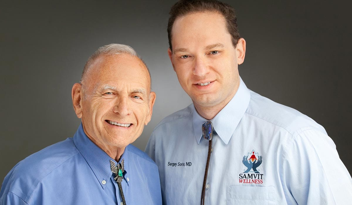 Doctors Shealy and Sorin